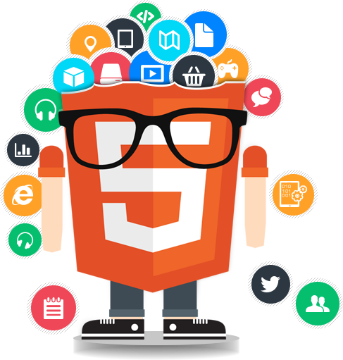 HTML5 Development Services India